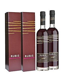 Rubis Chocolate Red Wine Twin Pack