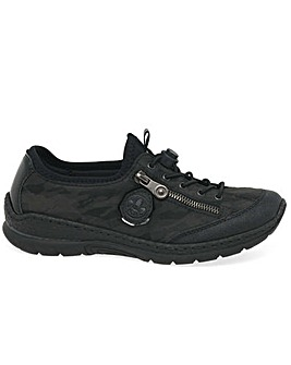 Rieker True Standard Fit Lace Up Shoes