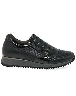 Gabor Ling Wide Fit Casual Trainers