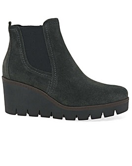 Gabor Angel Standard Fit Ankle Boots