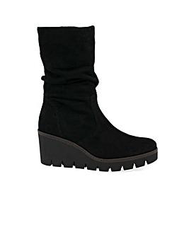 Gabor Ashwell Standard Fit Calf Boots