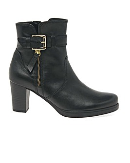 Gabor Wanda Wide Fit Ankle Boots