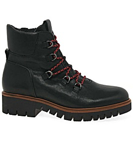 Gabor Valley Wide Fits Biker Boots