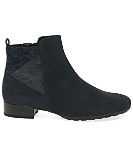Gabor Bastia Wide Fit Ankle Boots