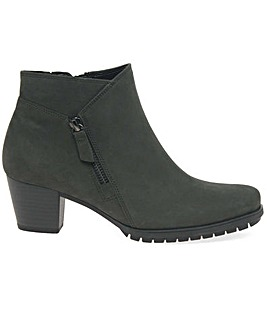 Gabor Olivetti Wider Fit Ankle Boots