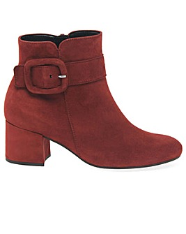 Gabor Capri Standard Fit Ankle Boots