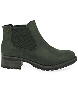 Rieker Pine Standard Fit Chelsea Boots