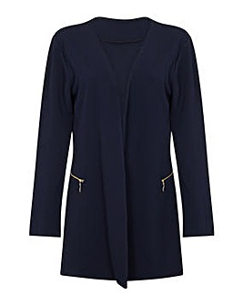 Mela London Curve Two Zip Cover Up
