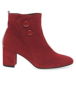 Gabor Venue Standard Fit Ankle Boots