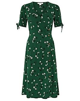 Monsoon Gabrielle Printed Dress