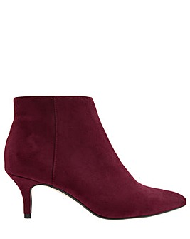 Monsoon Ankie Suedette Ankle Boot