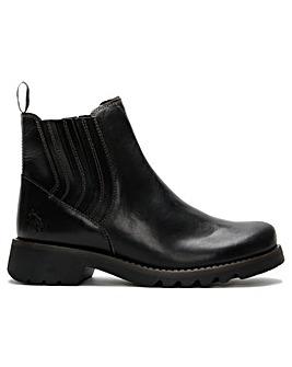 Fly London Ralt Chunky Chelsea Boots