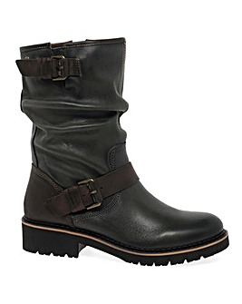 Pikolinos Vicar Medium Calf Length Boots