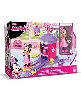 Minnie Magic Twirly Changer