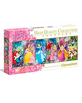 Disney Princess Panorama 1000pc Puzzle