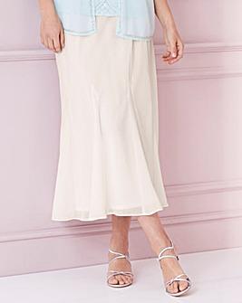 Nightingales Chiffon Skirt