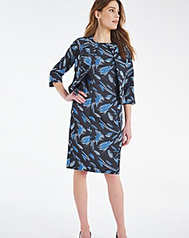 Nightingales Jacquard Dress and Jacket