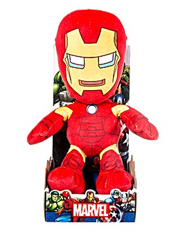 Marvel Avengers 10in Plush - Iron Man