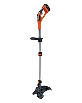 Black + Decker Cordless 36V Grass Trimmer