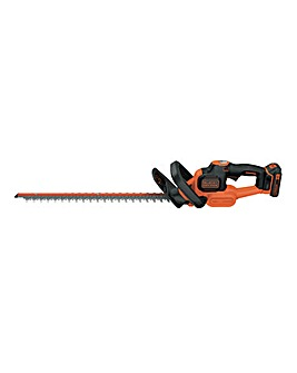 Black + Decker Cordless Hedge Trimmer