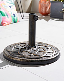 Decorative 10KG Parasol Base