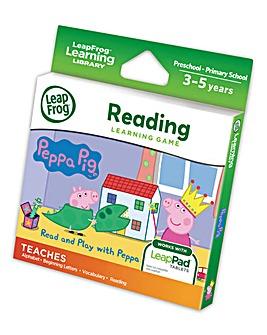 LeapFrog Learning Game - Peppa Pig