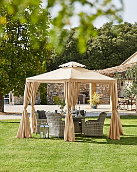 3.3m Hexagonal Gazebo