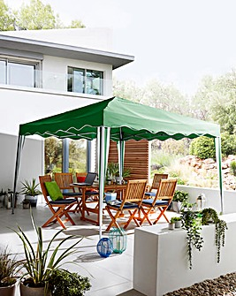 3x3M Pop Up Garden Gazebo