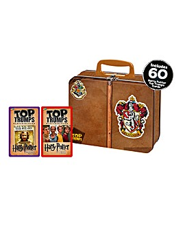 Top Trumps Tin - Harry Potter Griffindor