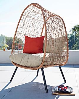 Bali Egg Chair Pod