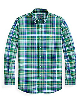 Polo Ralph Lauren Poplin Check Shirt