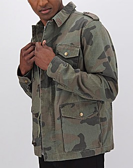 Joe Browns Action Packed Camo Jacket