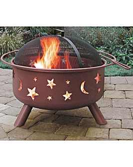 Landmann Moon and Stars Firepit