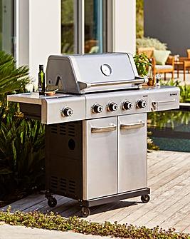 Outback Jupiter 4 Burner Hybrid BBQ