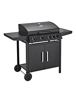 Spear & Jackson 4 Burner Gas BBQ
