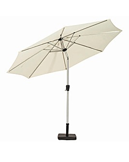 2.5m Crank and Tilt parasol