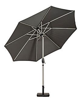 3m Crank and Tilt parasol