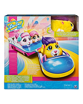 Zhu Zhu Pets Car and Trailer