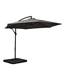 Cantilever parasol 3m