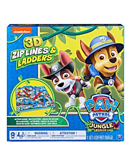 Paw Patrol 3D Ziplines and Ladders