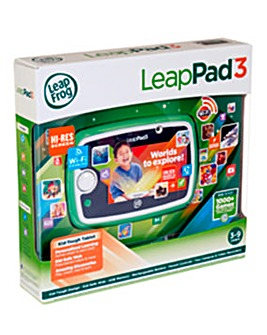 LeapPad3 Learning Tablet Green