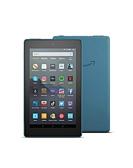 "2019 Amazon Fire 7"" 16GB Tablet Bundle"