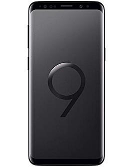 Samsung S9 64GB Refurbished - Black
