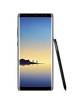 Samsung Note 8 64GB Refurbished -Black