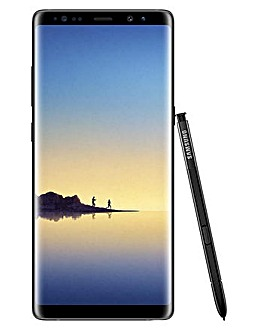 Samsung Note 8 64GB Refurbished -Black