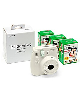 Fujifilm Instax Mini 9 White Wedding Kit