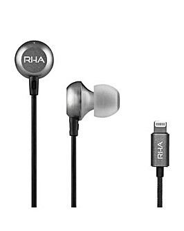 RHA MA650i Earphones with Lightning