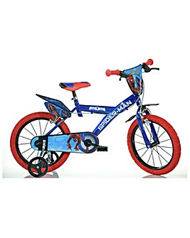 Spider-Man Homecoming 16 Inch Bike