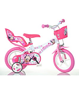Minnie Mouse 12 Inch Bike