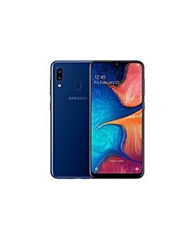 Samsung Galaxy A20e - Blue